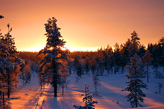 Arctic circle photo by Antti-Jussi Liikala