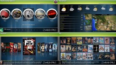 MeediOS HDeeTV Theme