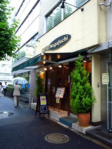 カレー屋nagafuchi 外観