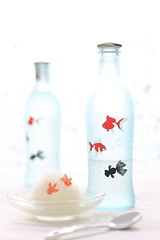 summer sake photo by Miki Nagata (bananagranola)
