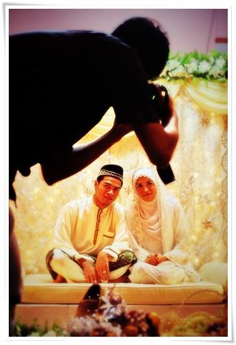 Nikah & Sanding - Faiz & Hafizah