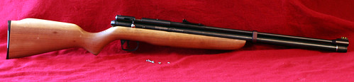 Benjamin Discovery Air Rifle From Crosman