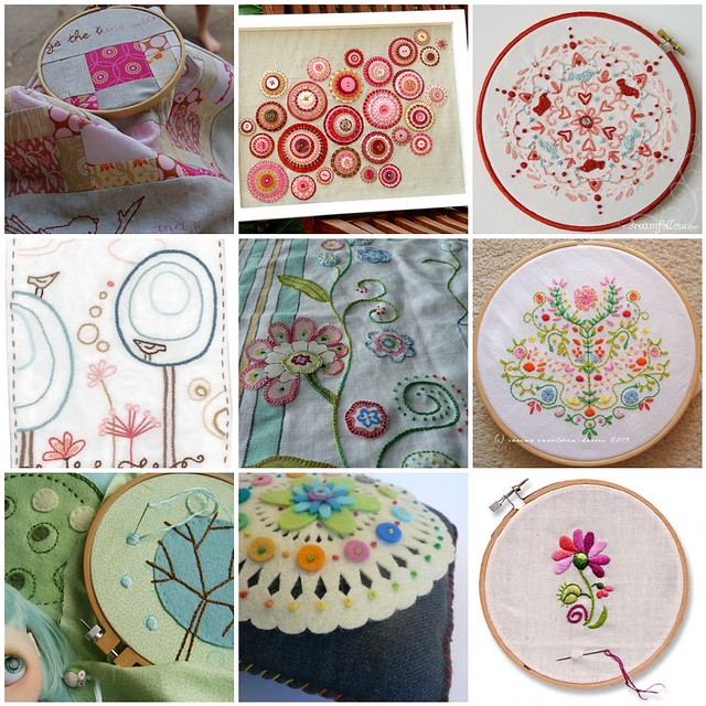 Hand embroidery ideas « origami