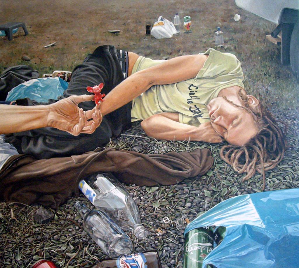 Generation trash photo by Linnea Strid