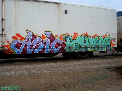 Asic, Keptoe photo by 208 Bench