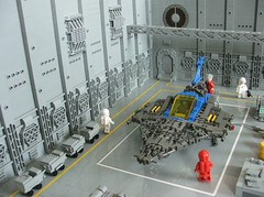 LL-117 Under Construction photo by Legoloverman