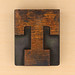 wood type letter T