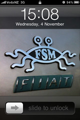 FSM On the iPhone