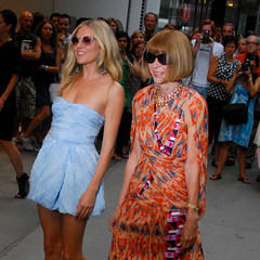 Anna Wintour and Sienna Miller - The September Issue Premiere