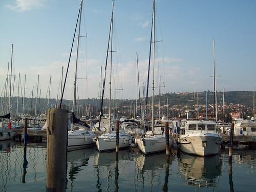 Tarlano in Portoroz in Slovenia on 11-4-2009