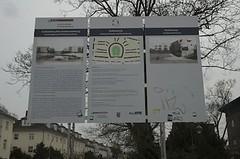 Schild Großsiedlung Britz (Hufeisensiedlung)