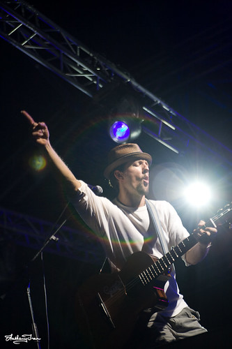 Jason Mraz @ West Coast Blues & Roots Festival 2009