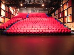 La salle de spectacles