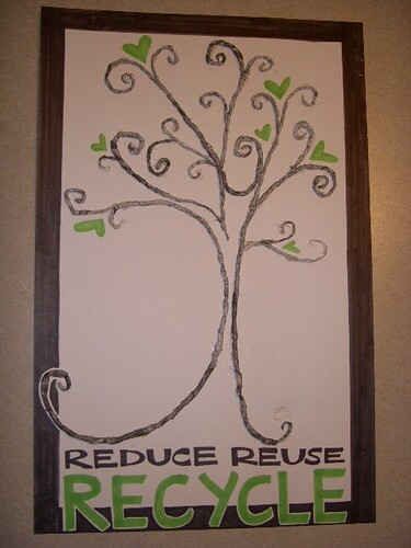 Reduce, Reuse, Recycle Ad