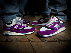 New Balance M1500PW & New Balance M998 GLR photo by Deck Two