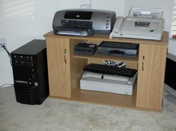2 Media Cabinet
