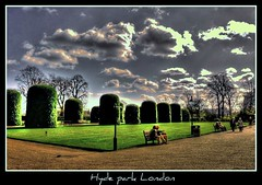 Hyde park London photo by jim2302