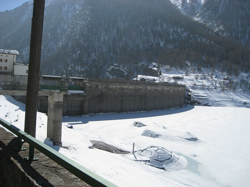 Anfiteatro di Castello - Pontechianale