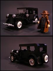 Ford Model B 1932 photo by Legohaulic