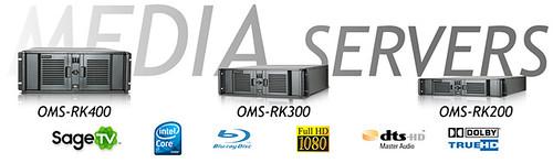 Okoro Media Server