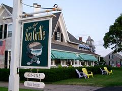 The Cape Sea Grille - Exterior