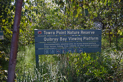 towra point nauture reserve