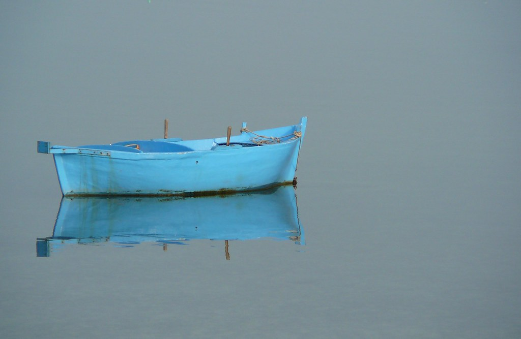 Boat mirror (Thanks x 2300 comments) photo by Carmelo61 PhotoPassion Thanks