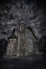 Dark Church photo by ˙Cаvin 〄