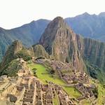 Aguas Calientes et le Machu Picchu (Pérou)