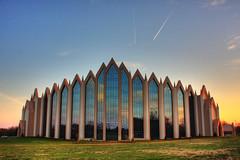 Calvary Church Charlotte, NC photo by G. H. Holt Photography