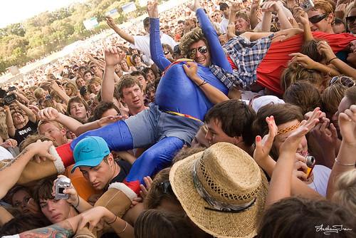Superman @ Rock-It Festival, Arena Joondalup