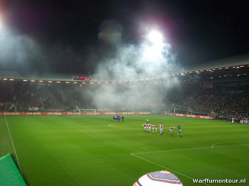 3318338029 e1eeb3f564 AZ – FC Groningen 3 0, 28 februari 2009