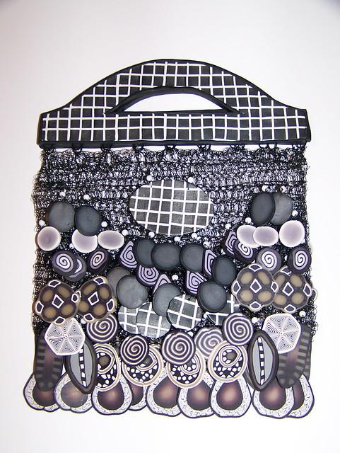 Half Medallion Bag Crochet-Along: Lining the Bag   Lion Brand Notebook
