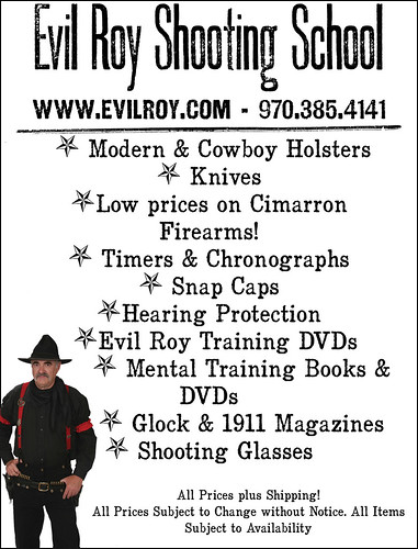AD EvilRoyShootingSchool_Website2009