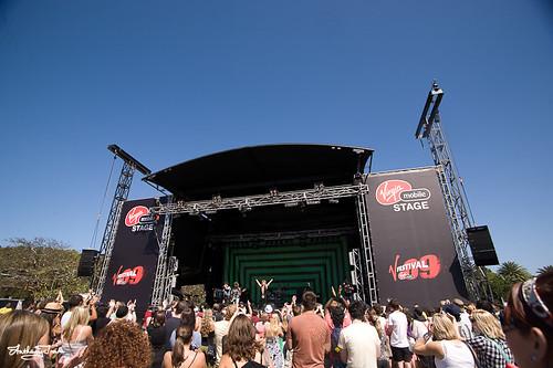 Black Rose @ V Festival 2009, Sydney