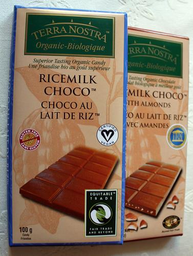 Terra Nostra Ricemilk Choco