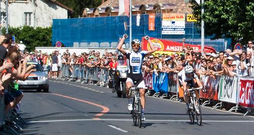 Fabian Cancellera Wins Swiss National Road Race