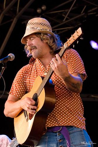 Donovan Frankenreiter @ Southbound Festival 2009, Busselton