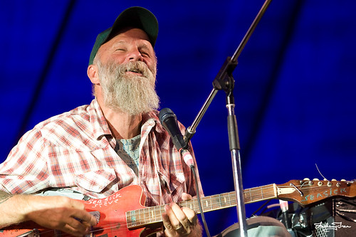 Seasick Steve @ West Coast Blues & Roots Festival 2009