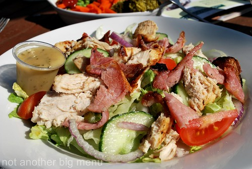 The Four In Hand, Didsbury - Chicken and bacon salad £5-ish