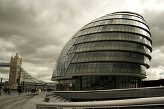 City Hall, London photo by jordiA+