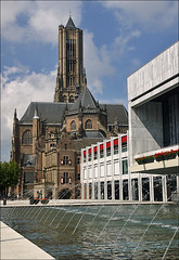 Eusebius Church in Arnhem photo by Foto Martien