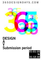 365 Designs Days CMYK Poster Vol. 1 photo by ECKO Design Group
