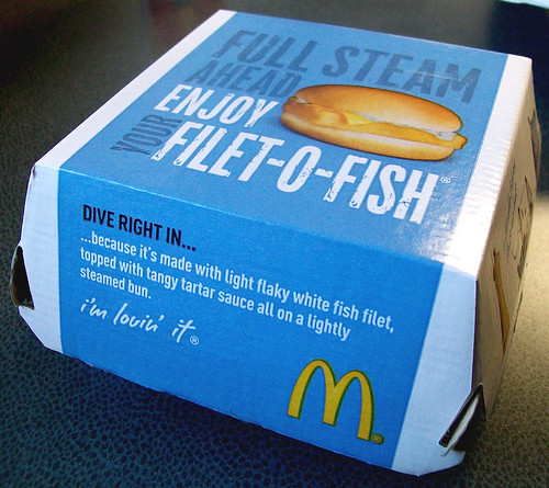 Filet O Fish Box