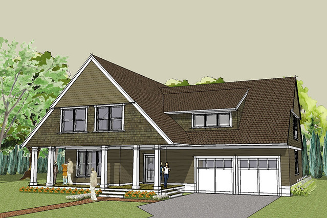 Bungalow House Plans, Modern Home Plans – Donald A. Gardner