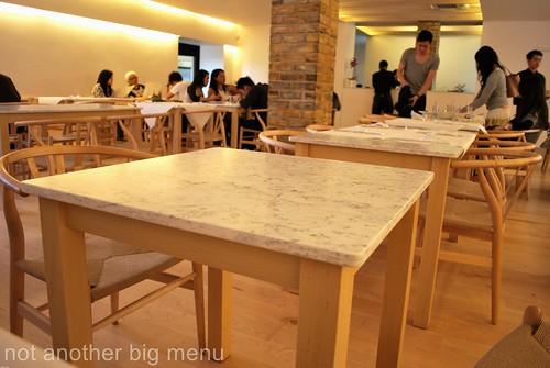 Cafe East, Surrey Quays Leisure Park - Interior