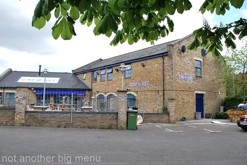 Cafe East, Surrey Quays Leisure Park