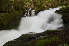 Cascade du Déchargeux - Samoëns - Haute Savoie - France photo by louistib
