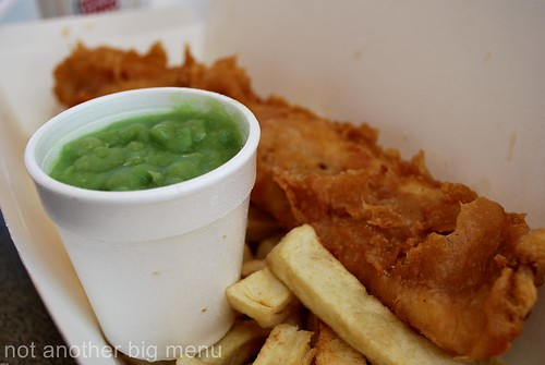 Harry Ramsden's fish and chips 1