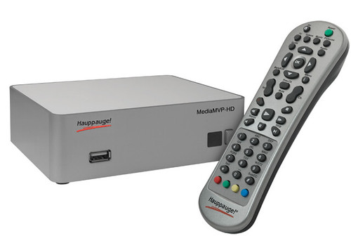 Hauppauge MediaMVPHD Front